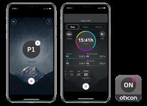 Oticon ON applikáció