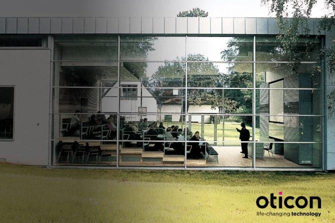 Oticon kutatóközpont