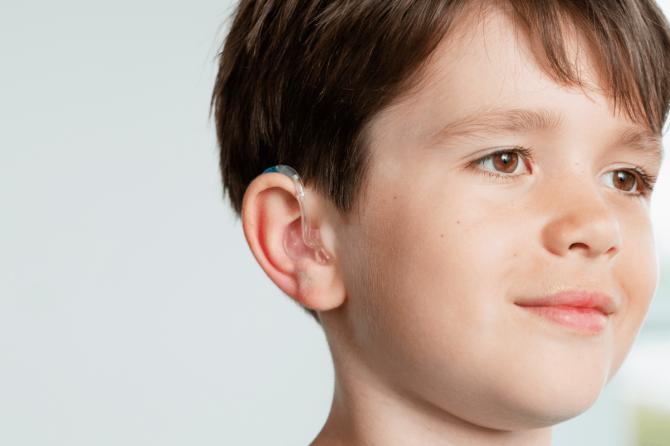 Fülilleszték készítés – hallókészülék