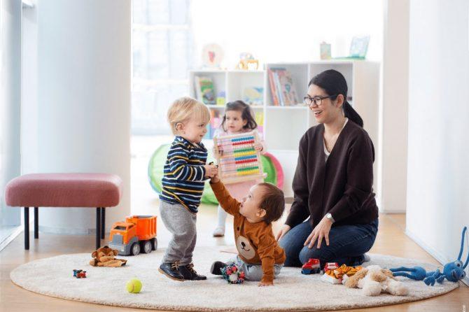A hallás és a gyermek fejlődése
